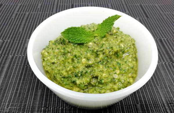 Salsa Pesto Light Receta Muy Facil Y Rapida De Preparar Recetasfusion